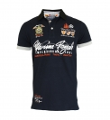 Geographical Norway Herren Polo Poloshirt KIPAWA SS Men JMS 100 navy