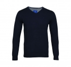 Tom Tailor Pullover V-Ausschnitt Herrenpullover Sweater 30197320910 6800 knitted navy