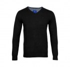 Tom Tailor Pullover V-Ausschnitt Herrenpullover Sweater 30197320910 2999 black, schwarz