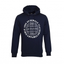 Jack & Jones Pullover jjorSteven Sweat Mix Pack Navy Blazer mit Kapuze JJ16