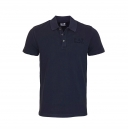 EA7 EMPORIO ARMANI Shirt T-Shirt Poloshirt Train Core Plus Polo dunkelblau 277034 6P262 02836