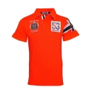 Geographical Norway Herren Polo Poloshirt Polohemd Kambera SS Men Coral 100 JMS GN16