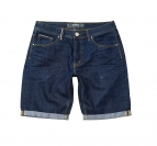 POOLMAN Hose, kurze Hose, Shorts Jeans 1601 594 dark blue PM16
