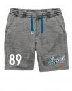 Jack & Jones Shorts kurze Hosen JJORJACK SWEAT SHORTS grau JJ16