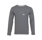 EMPORIO ARMANI Sweater Longsleeve 111653 6A516 00044 ANTRACITE HW16