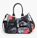 Desigual Tasche Damentasche Handtasche Bols London Medium Same 67X51N6 2017 HW16