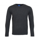 Tom Tailor Pullover Herrenpullover Casual Crew Neck Sweater 3020858 00 10 2572 dunkelgrau HW16