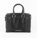 Armani Jeans Handtasche Shopper Tasche WOMEN'S BOSTON BAG 922062 6A725 00020 Nero HW16-1