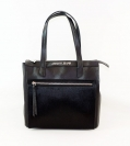 Armani Jeans Handtasche Shopper Tasche WOMEN'S SHOPPING BAG 922102 6A728 00020 Nero HW16-1