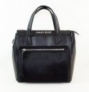 Armani Jeans Handtasche Shopper Tasche WOMEN'S TOP HANDLE B 922103 6A728 00020 Nero HW16-1