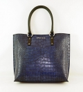 Armani Jeans Handtasche Shopper Tasche WOMEN'S SHOPPING BAG 922145 6A711 31835 Dark Navy HW16-1
