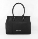 Armani Jeans Handtasche Shopper Tasche WOMEN'S SHOPPING BAG 922574 CC857 00020 Nero HW16-1