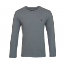 Emporio Armani Shirt Longsleeve KNIT SWEATER 111287 6A567 00044 ANTRACITE HW16A1