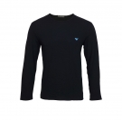 Emporio Armani Shirt Longsleeve KNIT SWEATER 111653 6A512 00020 nero HW16A1