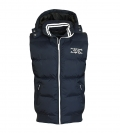 Poolman Weste Steppweste 1104 750 navy SP