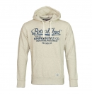 Petrol Industries Sweater Pullover m. Kapuze beige Hoodie MSS16 SWH843 007 SP