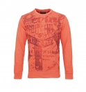Petrol Industries Sweater Pullover orange MFW16 SWR397 382 HW16-1SP