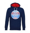 Petrol Industries Sweater Pullover Hoodie navy MFW16 SWH360 591 HW16-2sp mit Kapuze