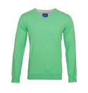Tom Tailor Pullover Sweater Strickpullover V-Ausschnitt green apple sorbet 3021321 0910 7777 WF17-J1