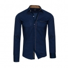 CARISMA Hemd Herrenhemd Slim Fit navy 8353 WF17-CRH1