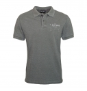Pablo Malone by Poolman Poloshirt Polo Shirt JH 1601 161 grey WF17-PMPO1