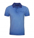 Poolman Poloshirt Polo Shirt used P1701155 blue WF17-PMPO1