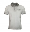 Poolman Poloshirt Polo Shirt used P1701155 grey WF17-PMPO1
