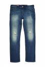 Tom Tailor Jeans Jeanshose AEDAN slim destroyed denim 6205289 0912 1073 WF17-TTJ2