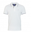 Champion Shirt Polo Poloshirt white weiss 209547 S17 1776 SF17-CPP1