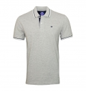 Champion Shirt Polo Poloshirt grau grey 209547 S17 1149 SF17-CPP1