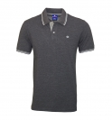 Champion Shirt Polo Poloshirt anthrazit 209547 S17 1590 SF17-CPP1