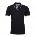 Champion Shirt Polo Poloshirt schwarz black 209547 S17 2256 SF17-CPP1
