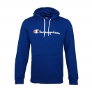 Champion Pullover Hoodie Kapuze Sweater blau 209486 S17 3458 SF17-CPS1