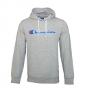 Champion Pullover Hoodie Kapuze Sweater grau grey 209486 S17 357 SF17-CPS1