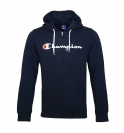 Champion Jacke Hoodie Kapuze Sweater navy 209487 S17 2192 SF17-CPS1