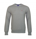 Champion Sweater Sweatshirt Pullover grau grey 210332 S17 3692 SF17-CPP2