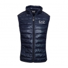 EA7 Emporio Armani Weste Down Jacket 8NPQ01 PN29Z 1578 Night Blue navy S17-EA7W1