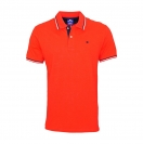 Champion Shirt Polo Poloshirt 209547 S17 005 Red rot SF17-CPP1