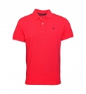 Tom Tailor Poloshirt Polohemd Basic Polo 1531007 0010 5703 rot S17-TTP1