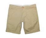 Tom Tailor kurze Hose Short Solid twill Chino Bermuda 6404833 0912 8611 beige S17-TTS1