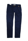 Tom Tailor Hose Stoffhose mit Gürtel Chino Travis Slim Men 6404433 0910 6800 navy S17-TTH1