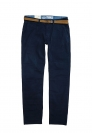 Tom Tailor Hose Stoffhose mit Gürtel Travis Casual Chino Travis RegularMen 6404787 0910 6911 navy S17-TTH1