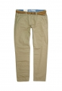 Tom Tailor Hose Stoffhose mit Gürtel Travis Casual Chino Travis RegularMen 6404787 0910 8443 beige S17-TTH1
