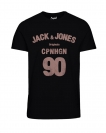 Jack & Jones JORTRAFFIC TEE SS CN APRIL 12128300 Tap Shoe S17-JJTZ1