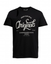 Jack & Jones T-Shirt JORNEW RAFFA black 12118764 Black  S17-JJTZ1