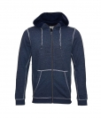 Tom Tailor Jacke Sweatjacke 2531349 0912 6740 navy Hoodie S17-TTSH1