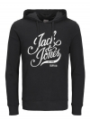 Jack & Jones Sweater JORBLOGGER SWEAT HOOD 12130083 Tap Shoe W18-JJS1