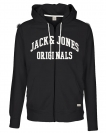 Jack & Jones Sweatjacke JORNEWCARRY SWEAT ZIP HOOD 12131822 Tap Shoe W18-JJS1