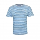 Tom Tailor Shirt T-Shirt Striped AOP tee 1055289.09.10 6523 W18-TTS1