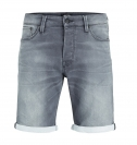 Jack & Jones Jeansshorts JJIRICK JJICON SHORTS GE 443 I.K. STS Grey Denim 2686923 F18-JJS1